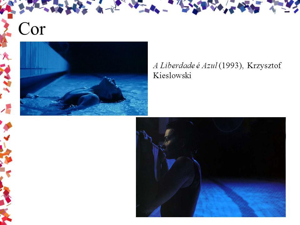 Cor A Liberdade é Azul (1993), Krzysztof Kieslowski