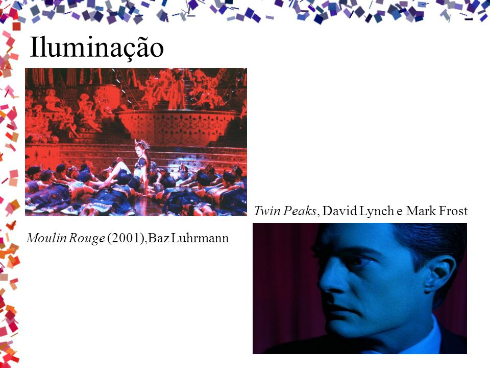 Iluminação Twin Peaks, David Lynch e Mark Frost