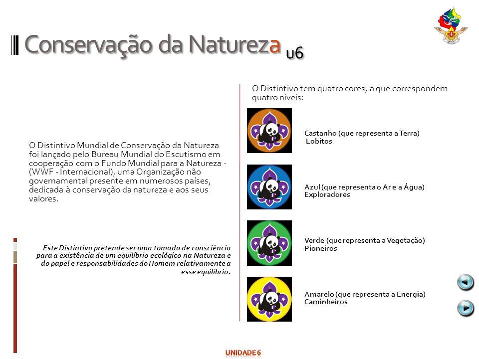 Conservação da Natureza u6