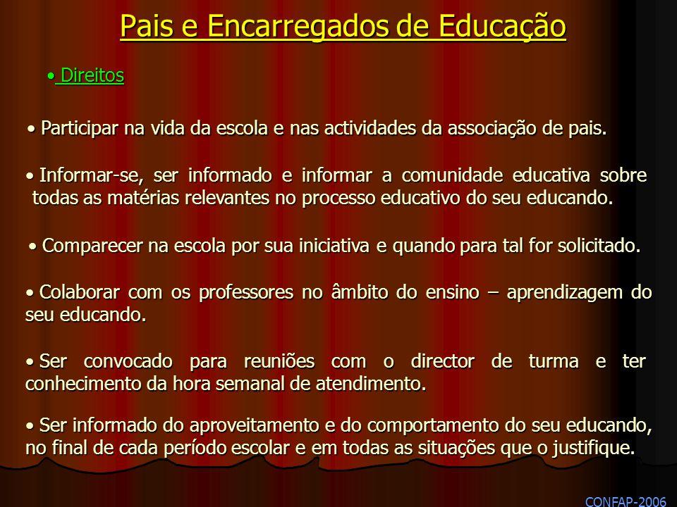 Pais e Encarregados de Educação