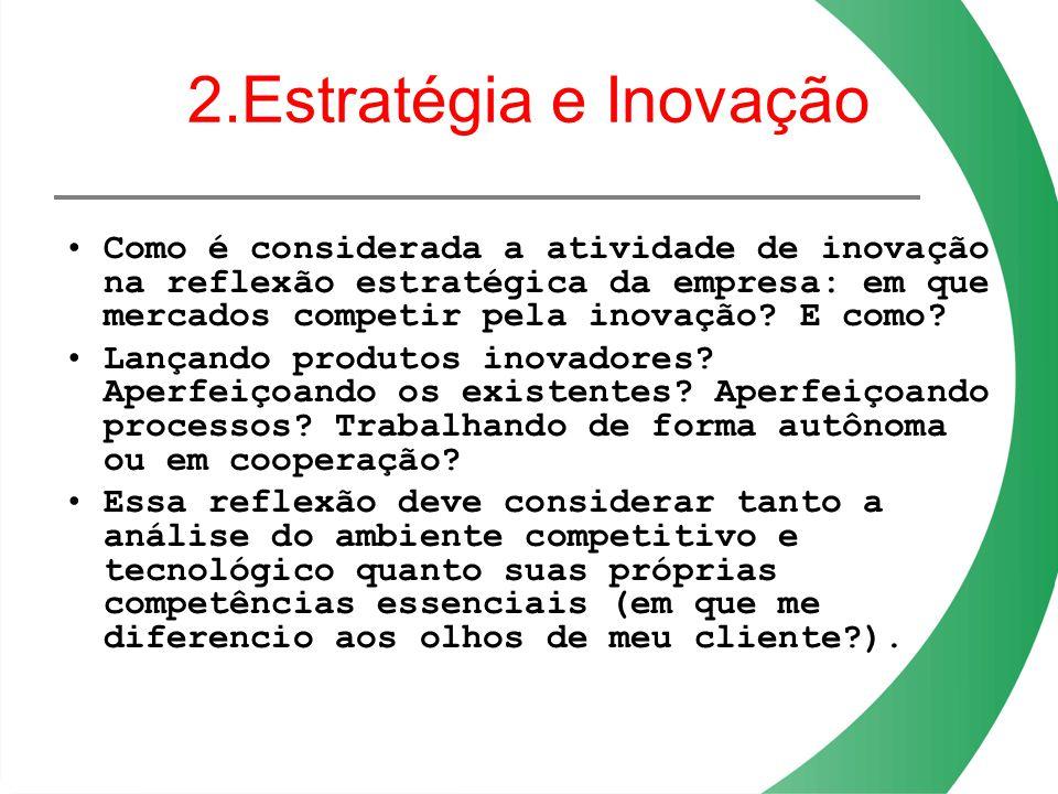 2.Estratégia e Inovação