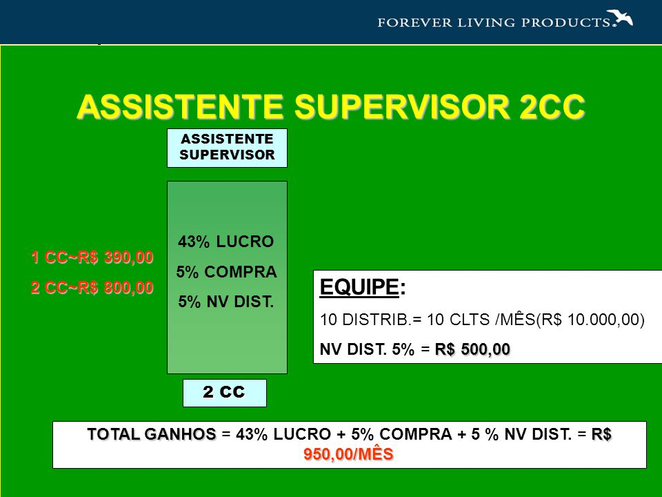 ASSISTENTE SUPERVISOR 2CC