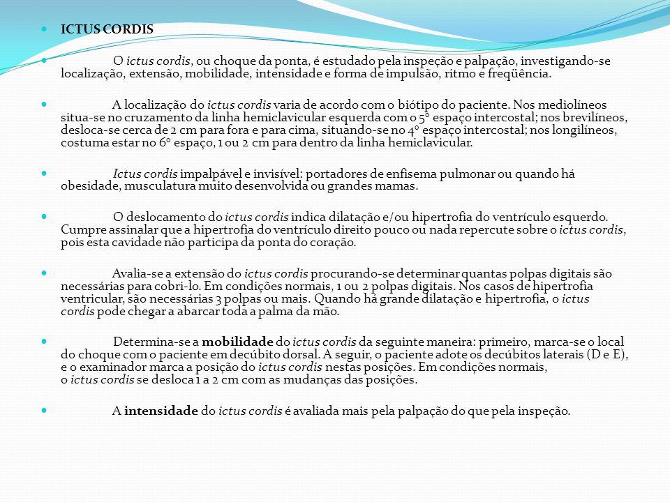 ICTUS CORDIS