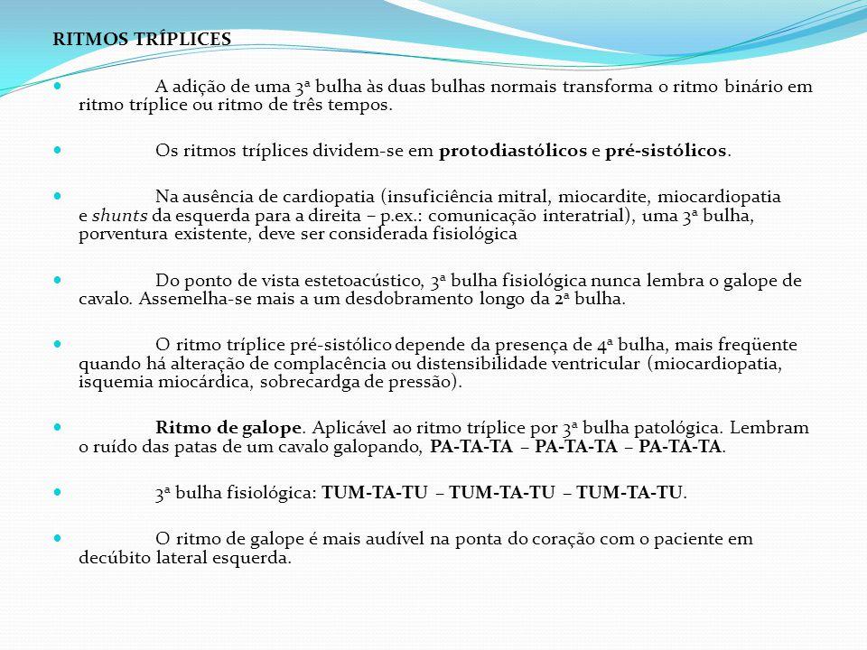 RITMOS TRÍPLICES