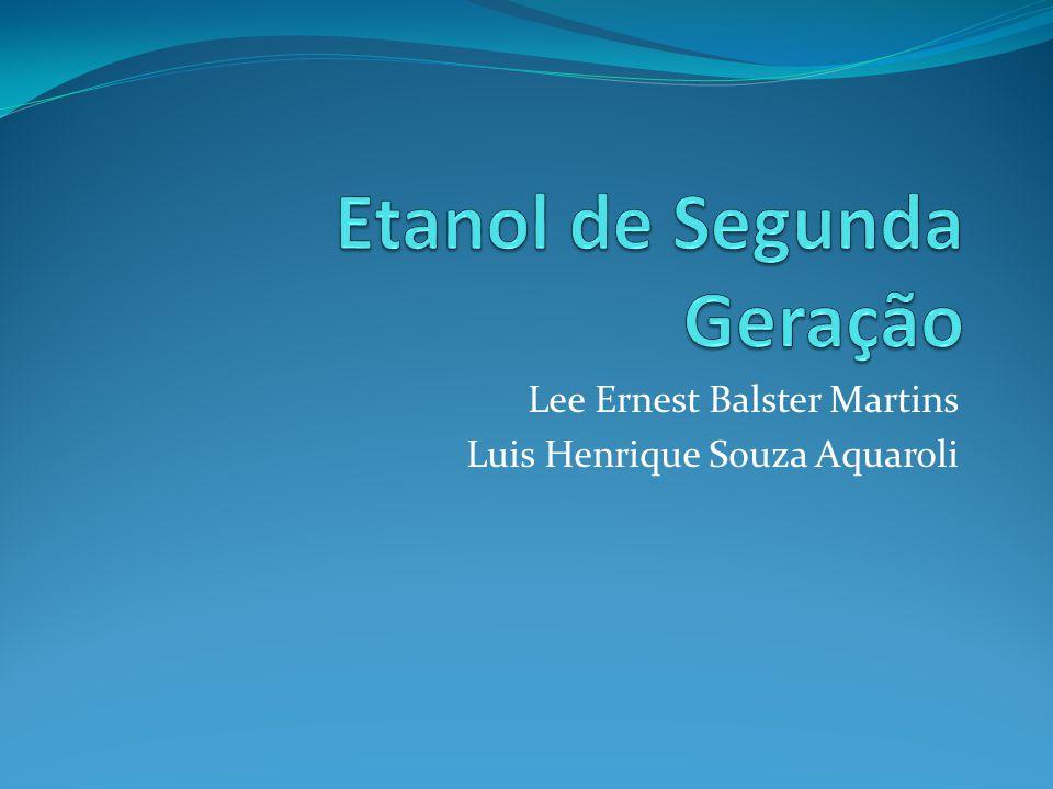 Etanol de Segunda Geração
