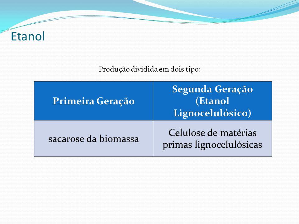 (Etanol Lignocelulósico)