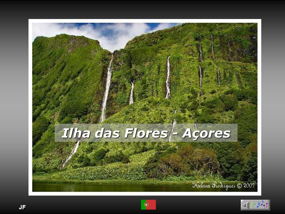 Ilha das Flores - Açores