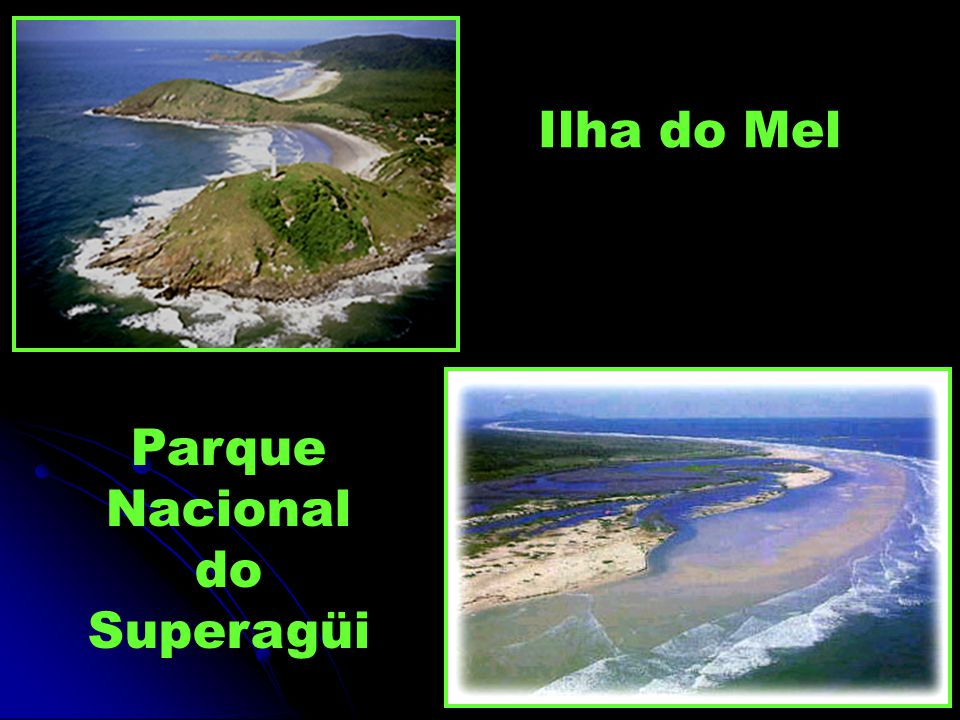 Parque Nacional do Superagüi