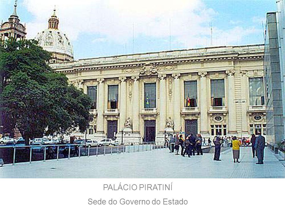 Sede do Governo do Estado