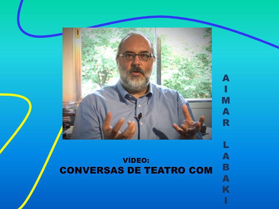 CONVERSAS DE TEATRO COM