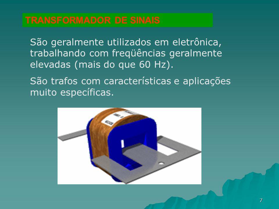 TRANSFORMADOR DE SINAIS