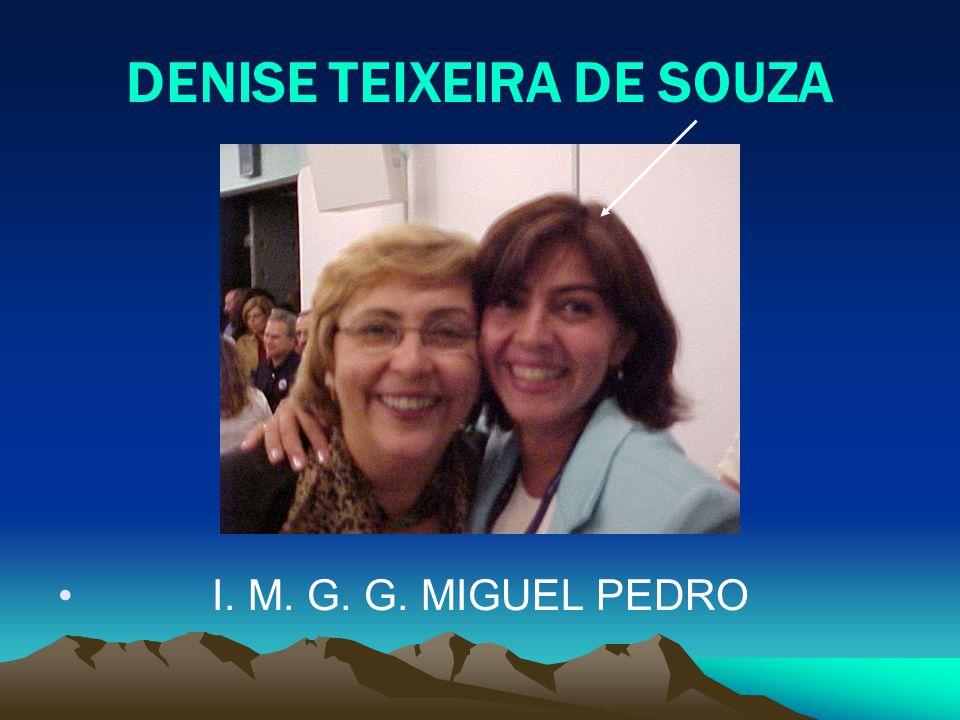 DENISE TEIXEIRA DE SOUZA