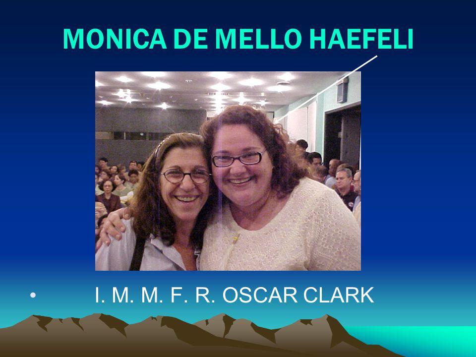 MONICA DE MELLO HAEFELI