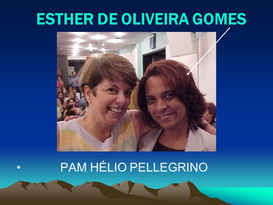 ESTHER DE OLIVEIRA GOMES