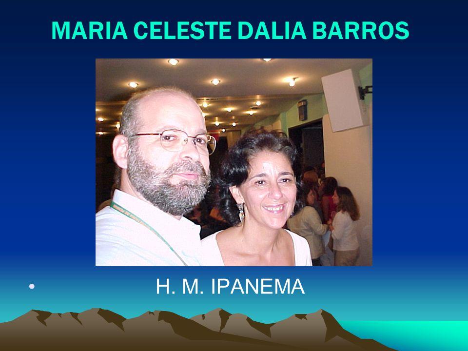 MARIA CELESTE DALIA BARROS