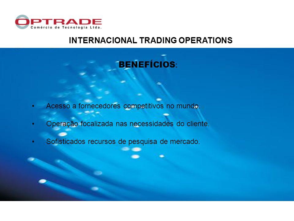 INTERNACIONAL TRADING OPERATIONS