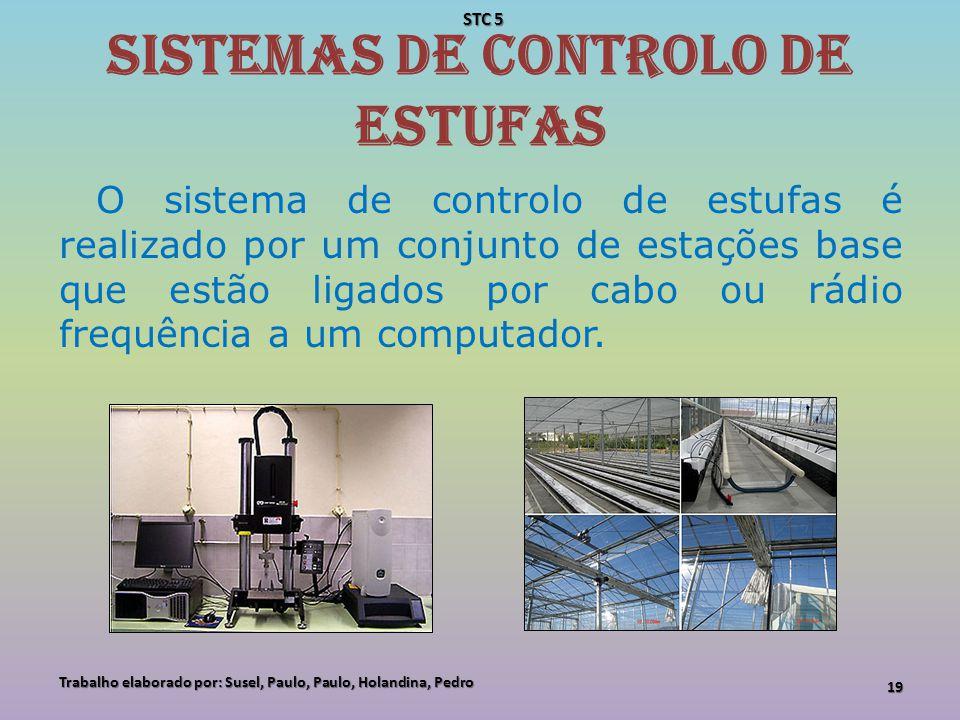 Sistemas de controlo de estufas