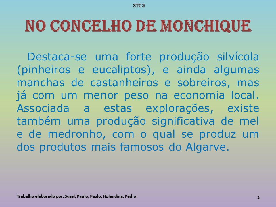 No concelho de Monchique