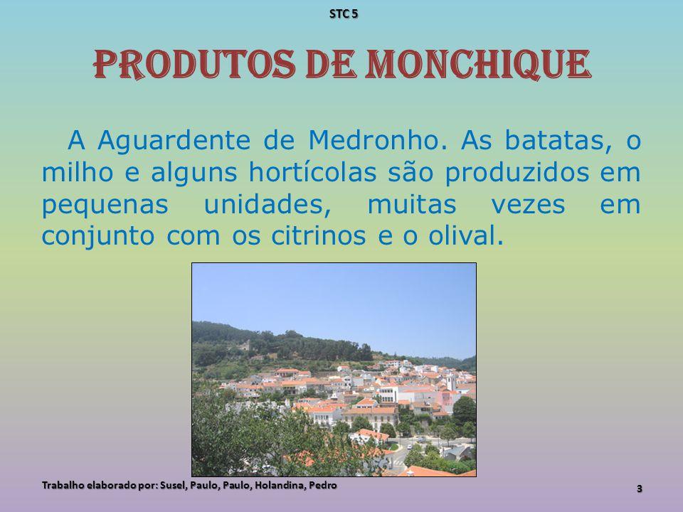 STC 5 Produtos de Monchique.