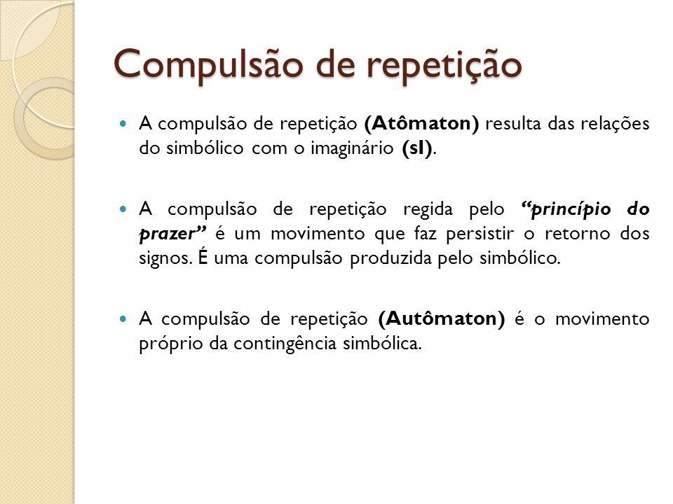 Compulsão de repetição
