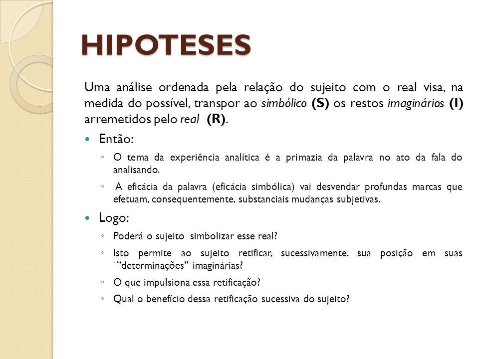 HIPOTESES