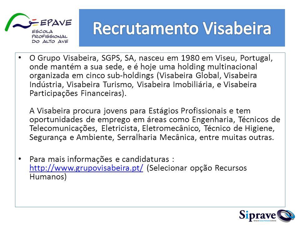 Recrutamento Visabeira
