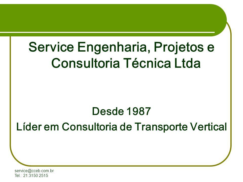 Service Engenharia, Projetos e Consultoria Técnica Ltda