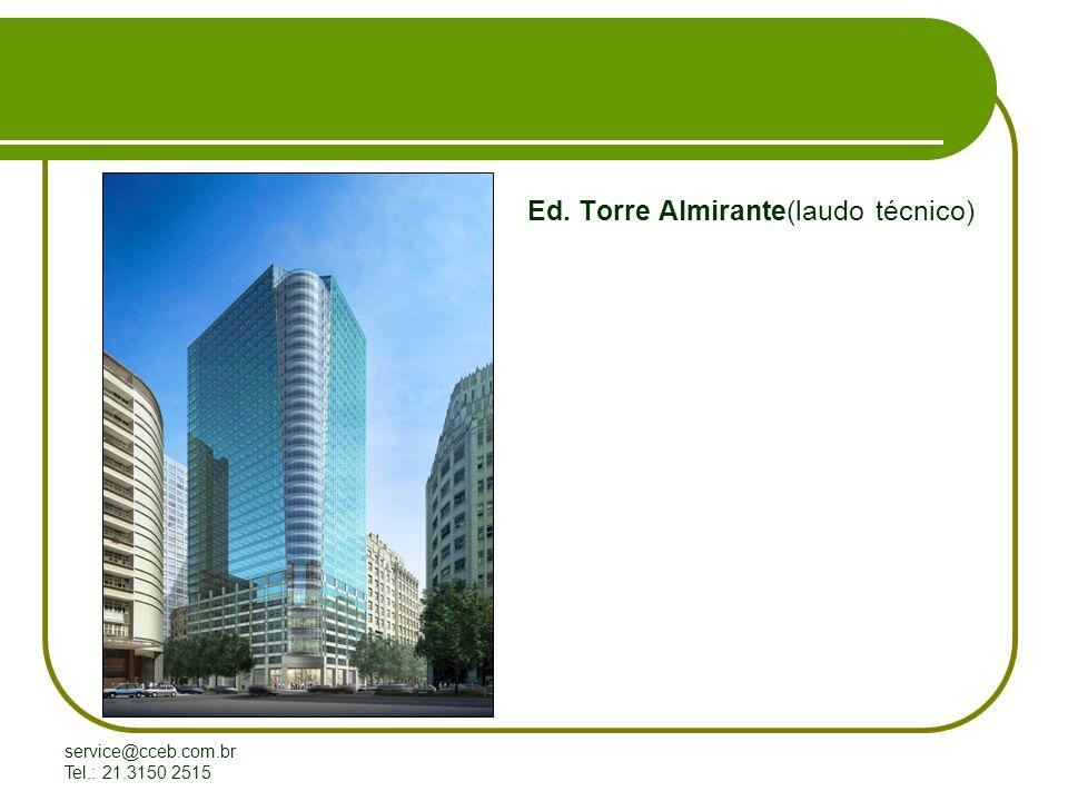 Ed. Torre Almirante(laudo técnico)