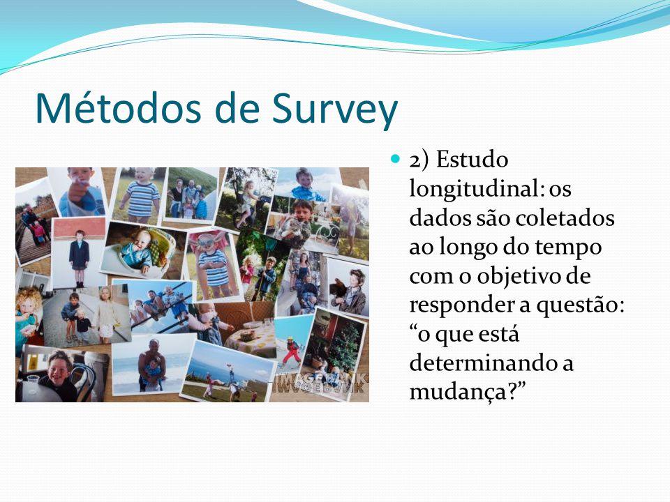 Métodos de Survey