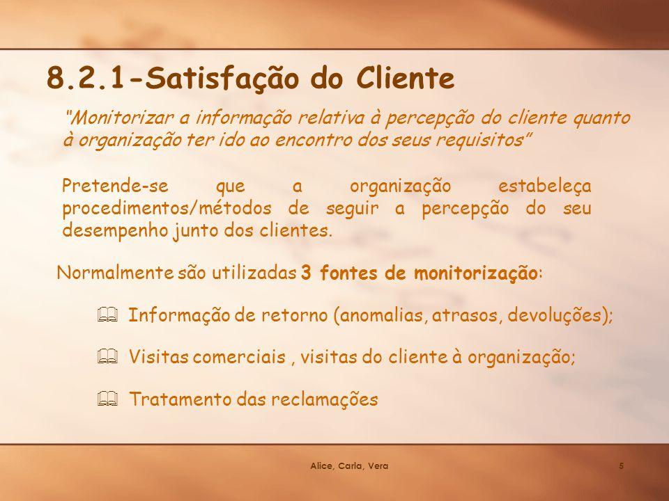 8.2.1-Satisfação do Cliente