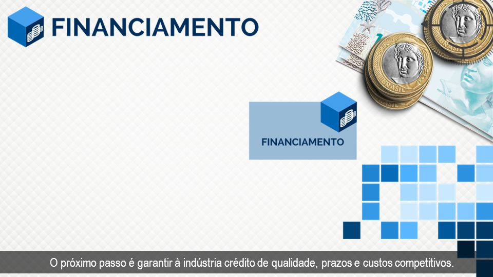 Tempo Financiamento.
