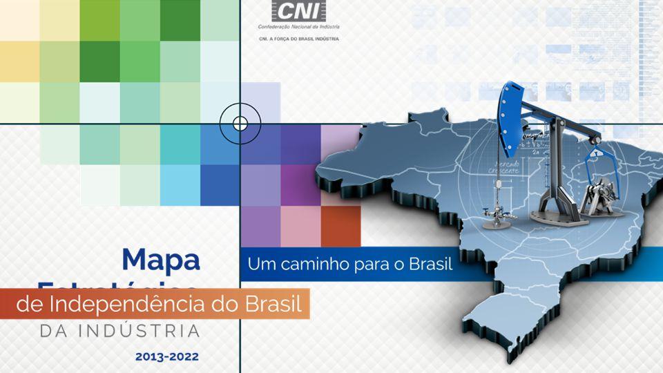 Mapa Estratégico da Indústria 2013 – 2022.