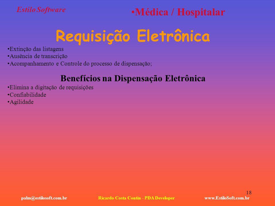 Requisição Eletrônica