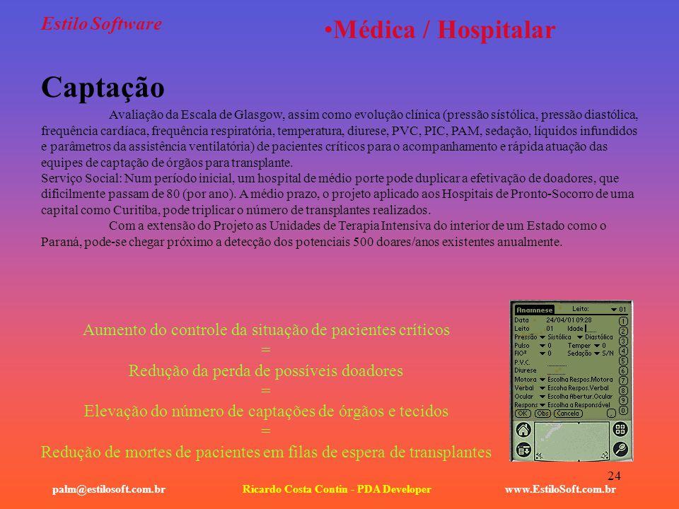 Ricardo Costa Contin - PDA Developer