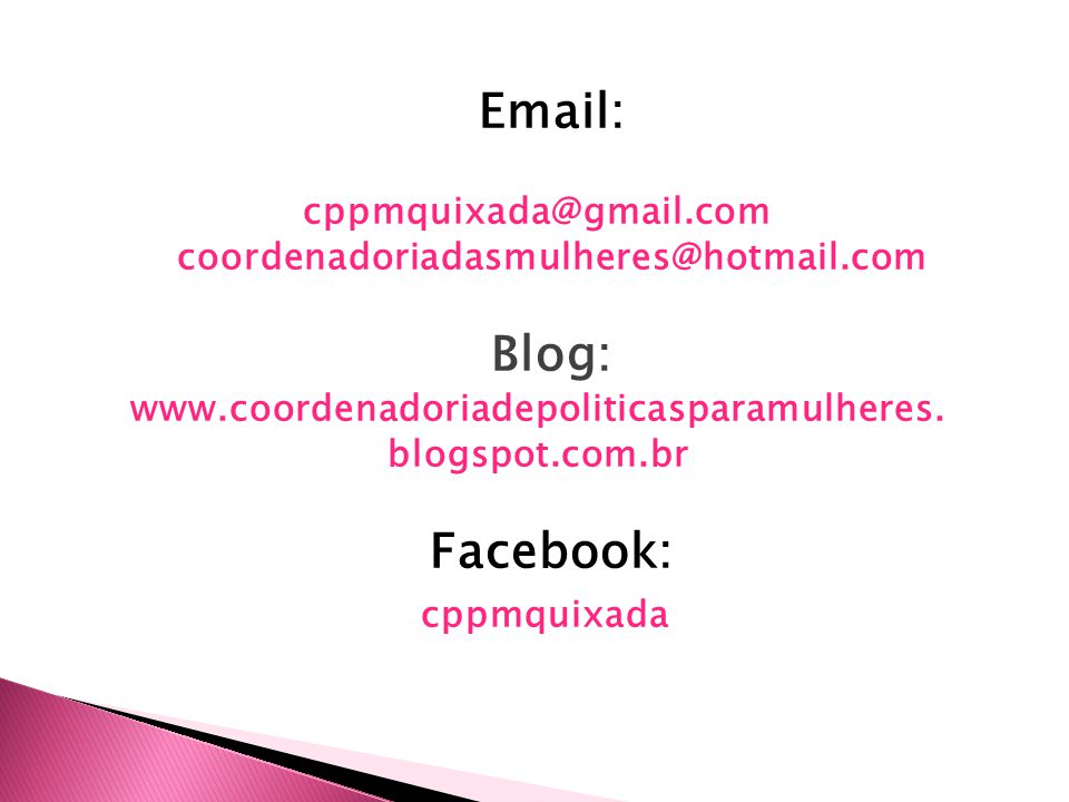 Blog: cppmquixada Email: