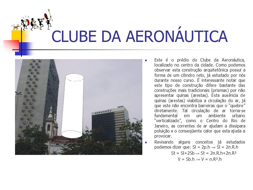 CLUBE DA AERONÁUTICA