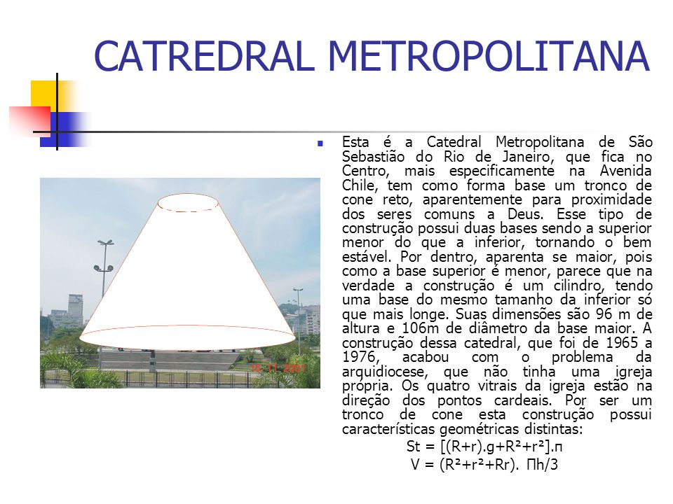 CATREDRAL METROPOLITANA