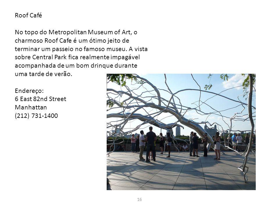 Roof Café