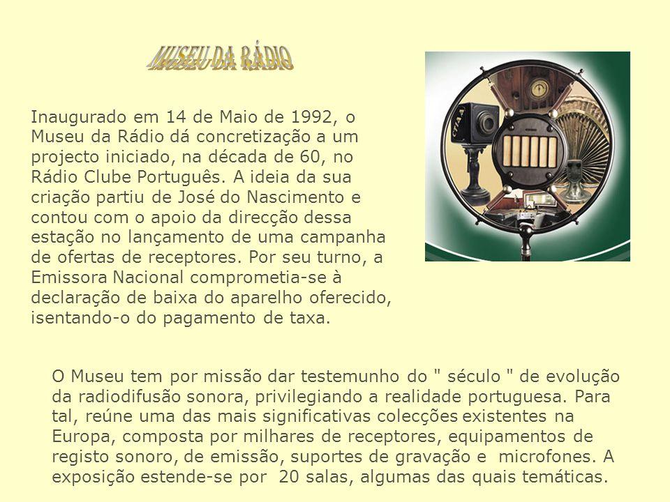 MUSEU DA RÁDIO
