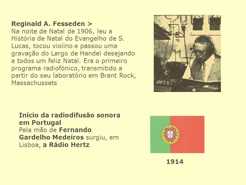 Reginald A. Fesseden >