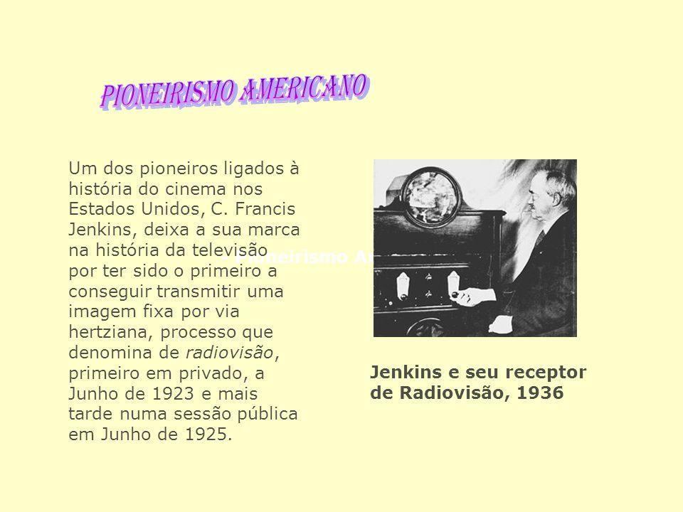 PIONEIRISMO AMERICANO