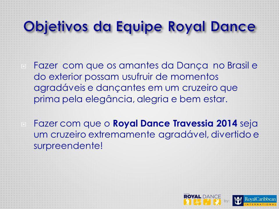 Objetivos da Equipe Royal Dance