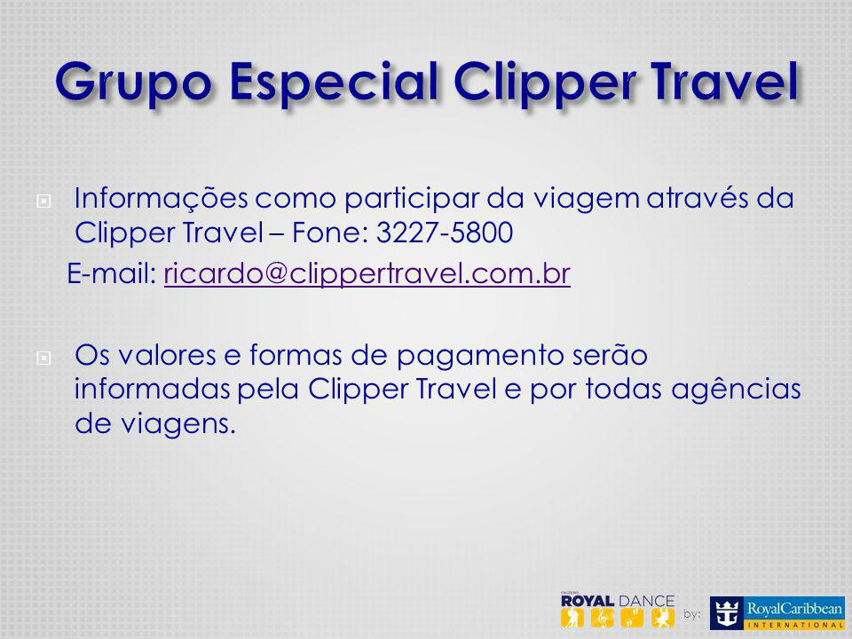 Grupo Especial Clipper Travel