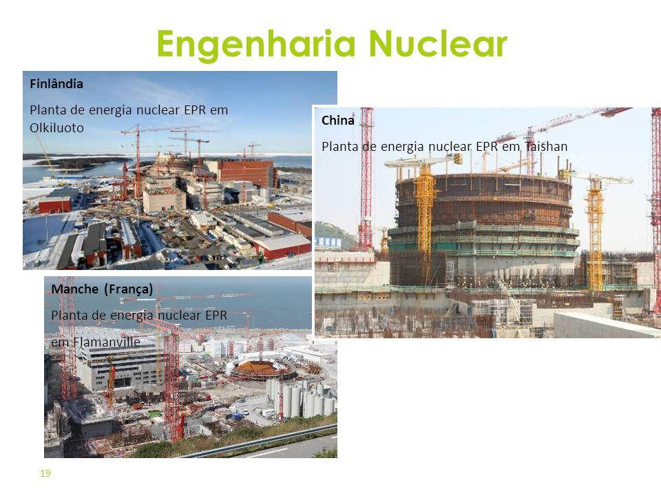 Engenharia Nuclear Finlândia