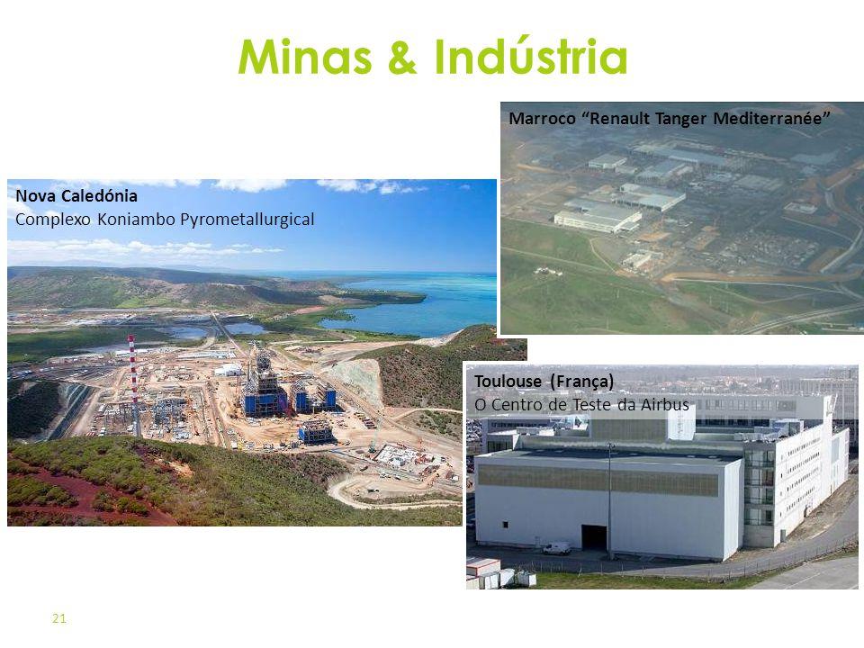 Minas & Indústria Marroco Renault Tanger Mediterranée