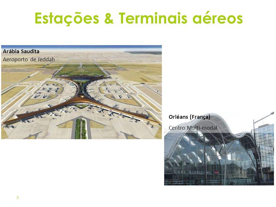 Estações & Terminais aéreos