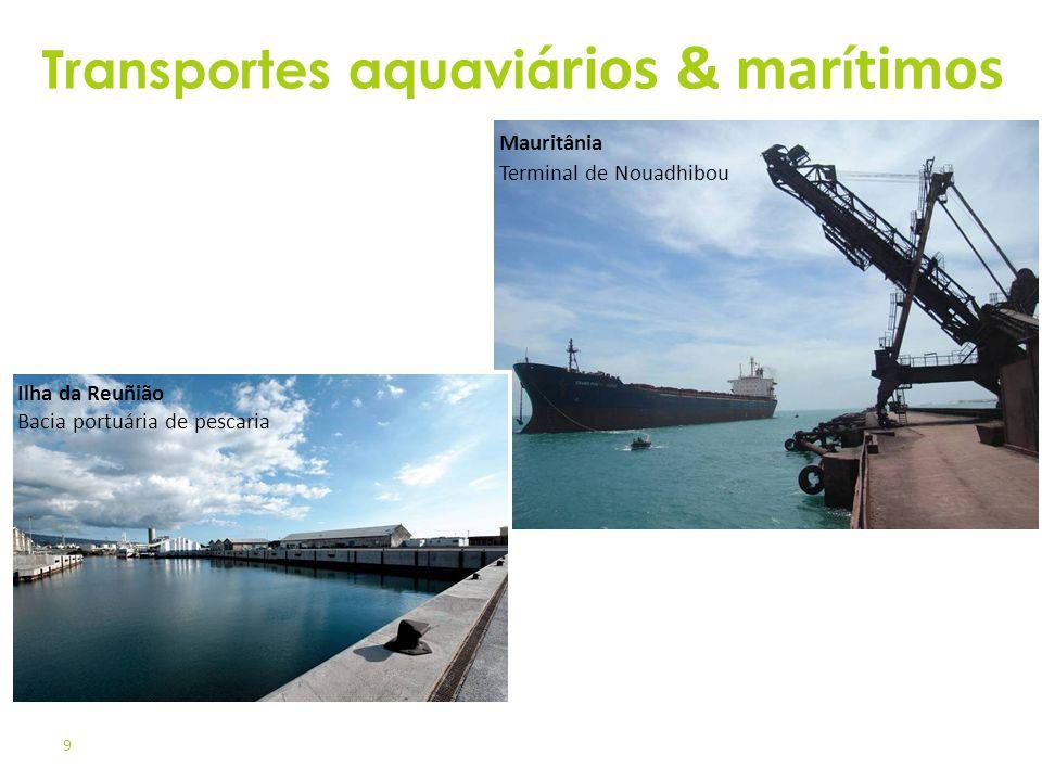Transportes aquaviários & marítimos