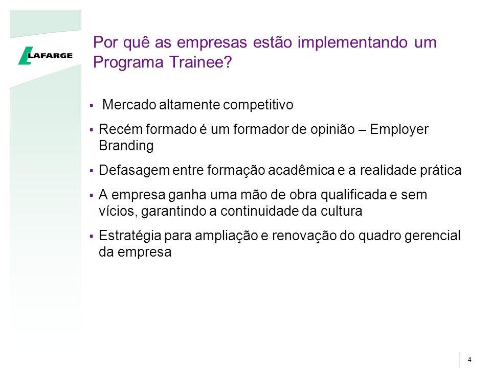 Por quê as empresas estão implementando um Programa Trainee