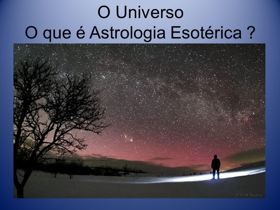 O que é Astrologia Esotérica