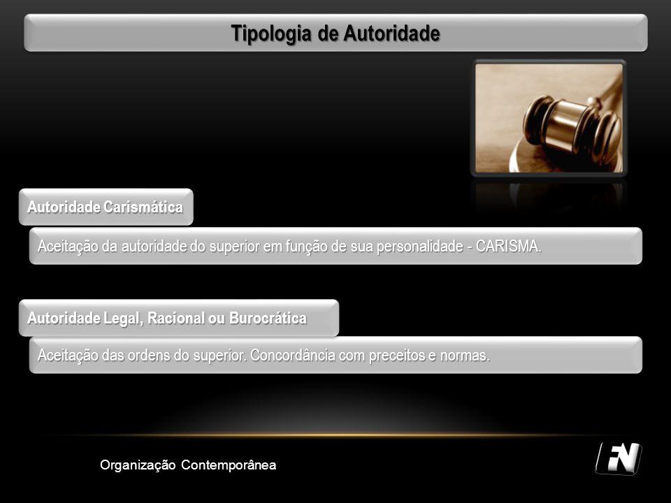 Tipologia de Autoridade